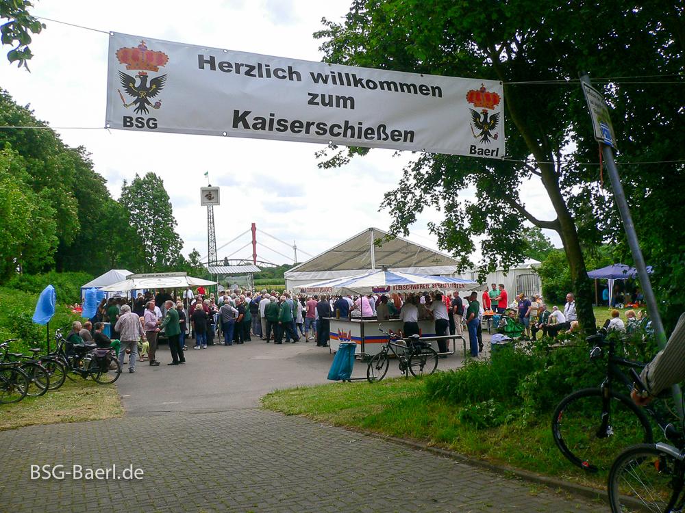 Fotos vom Kaiserschießen 2016
