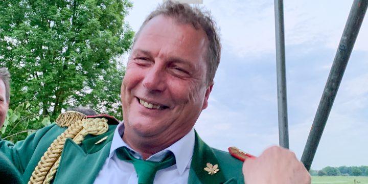 König Heinz Frütel ist auch Kaiser 2019